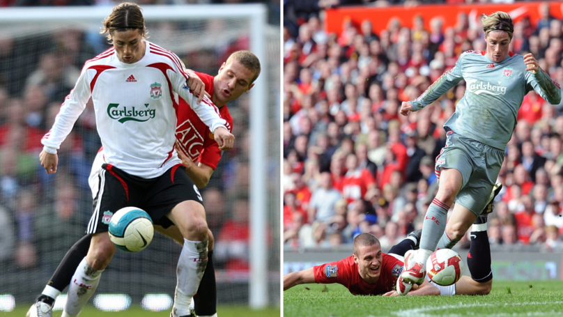 Nemanja Vidić Reveals Why He Struggled To Play Against Fernando Torres