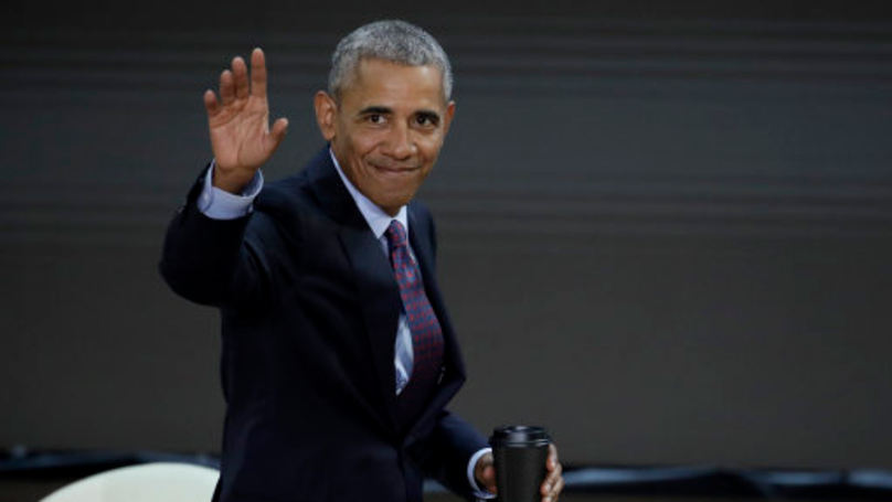 Barack Obama Poses Question To Demonstrate Humanity's Progress