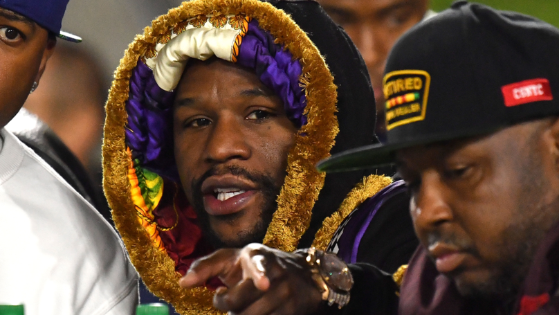 Floyd 'Money' Mayweather Has Responded To Khabib's Fight Challenge