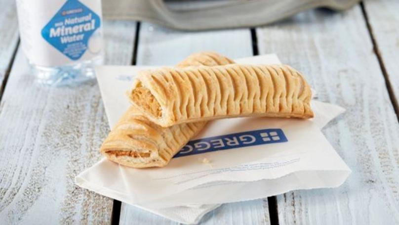 Mum Told Vegan Sausage Roll 'Too Posh' For Her Local Greggs
