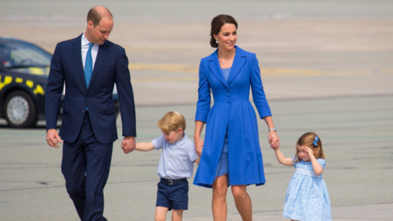 Prince William And Kate Middleton Are Expecting Their Third Child