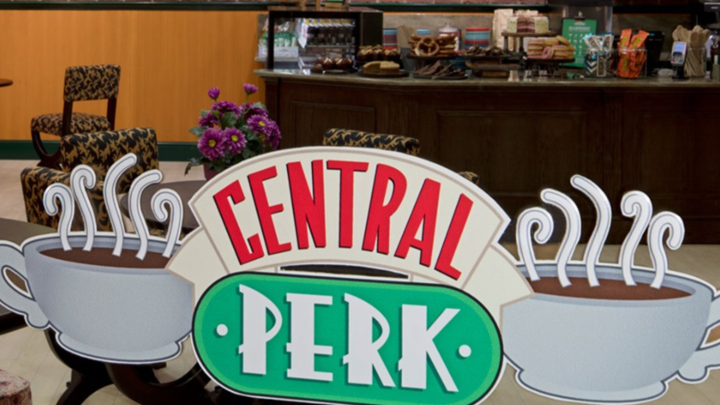 Primark Release First Photos Of 'Central Perk' Themed Cafe
