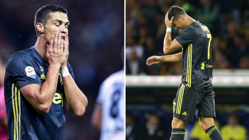 Cristiano Ronaldo Unhappy With Treatment From Spain After Juventus Move