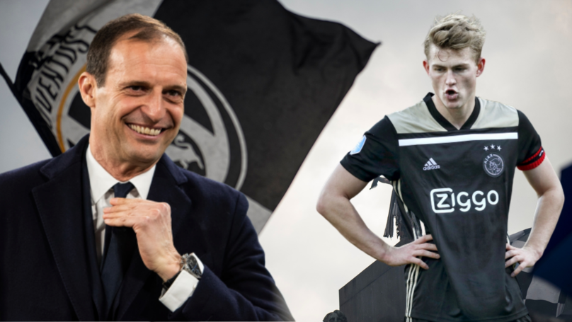 Juventus Sporting Director To Speak With Matthijs De Ligt's Agent Over Potential Transfer