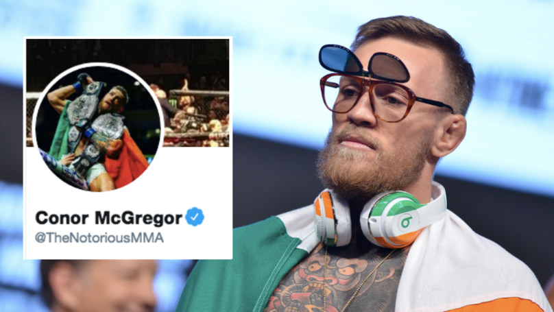 Conor McGregor Announced His 'Retirement' Back In 2016 And Look What Happened