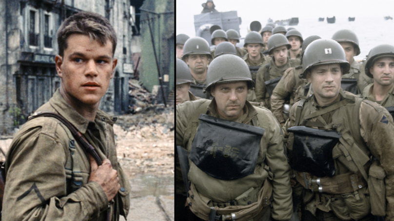 'Saving Private Ryan' Voted As Greatest War Film Ever
