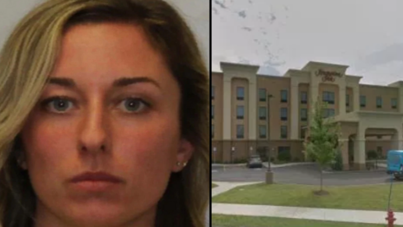 Teacher Accused Of Sending Nudes And Having Sex With Student