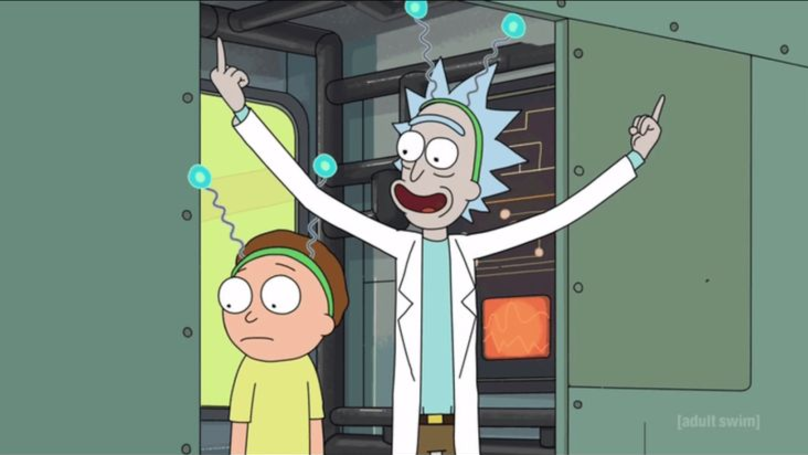 ​The Fourth Season Of 'Rick And Morty' Is Officially On The Way