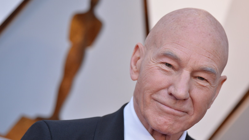 Sir Patrick Stewart Reveals How He Suffered Domestic Violence Growing Up