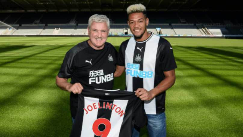 Newcastle Complete Club-Record Signing Of Brazilian Striker Joelinton