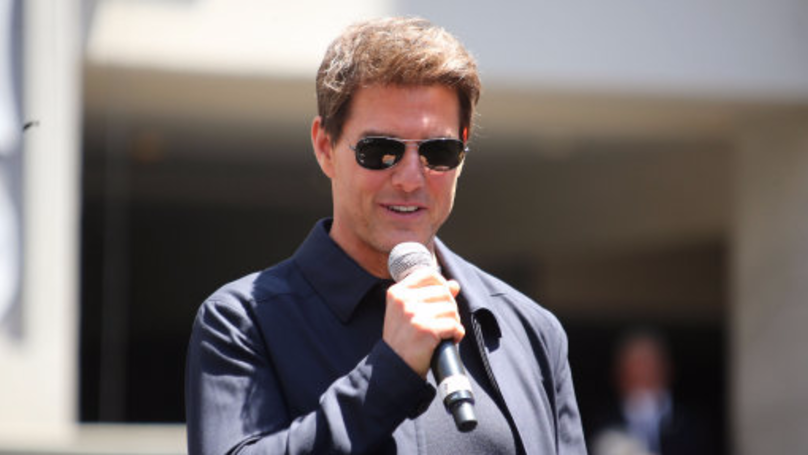 Tom Cruise Reveals Big News About A Possible Top Gun Sequel   LADbible