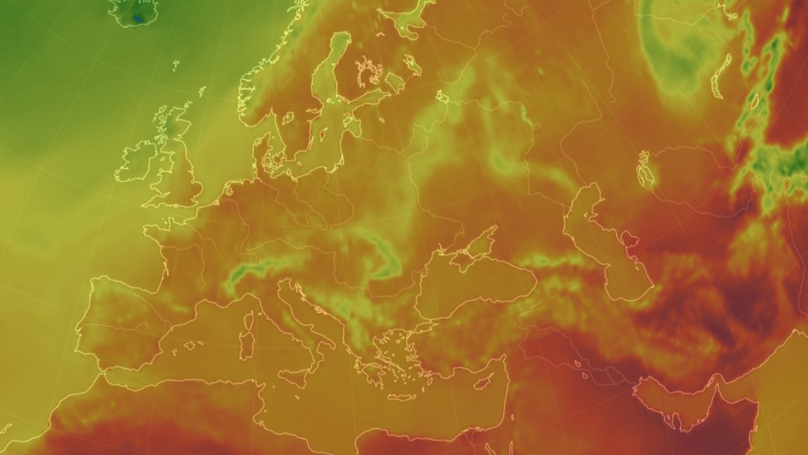 This Interactive Map Shows You How Hot It Is Anywhere In The World
