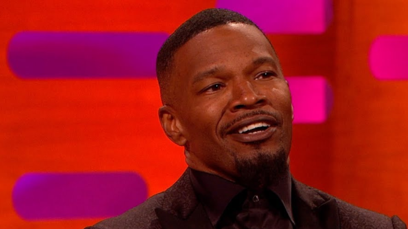 Jamie Foxx Has A Cracking Kanye Story And An Impression To Go With It