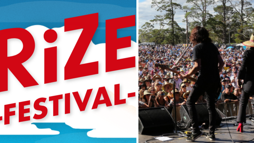 Want To Win 1X Pair Rize Festival VIP Weekend Camping Tickets With PRETTY52?