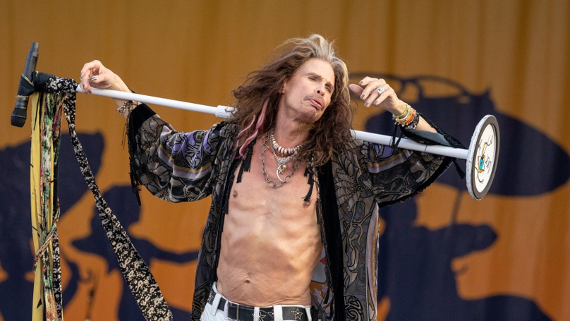 Steven Tyler Reckons He's Spent 'About $2 Million' On Drugs In His Life
