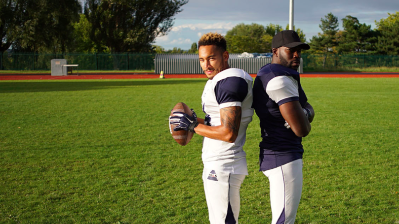 To Celebrate NFL In The UK We Tackled The London Blitz