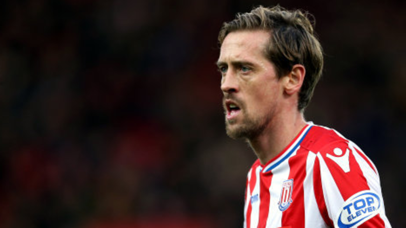Chelsea Make Surprise Inquiry For Stoke City's Peter Crouch