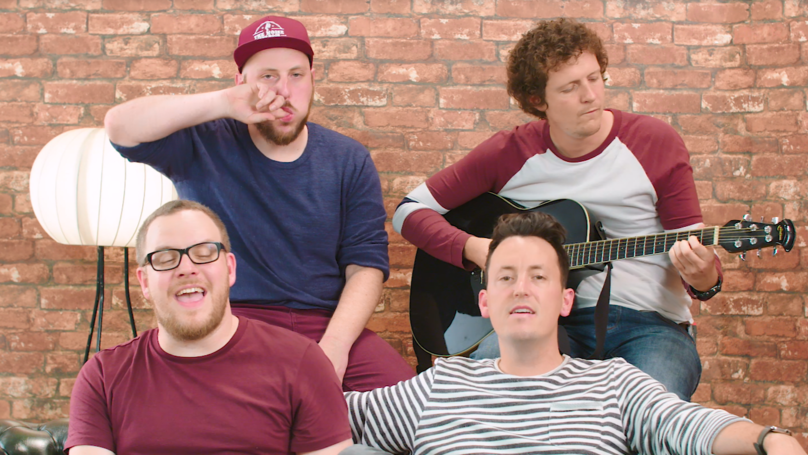 ​Britain's Best Improv Comedy Group Answers Your Tricky Life Questions