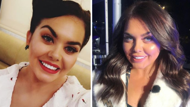 Scarlett Moffatt Accused Of 'Photoshopping' Latest Instagram Snap