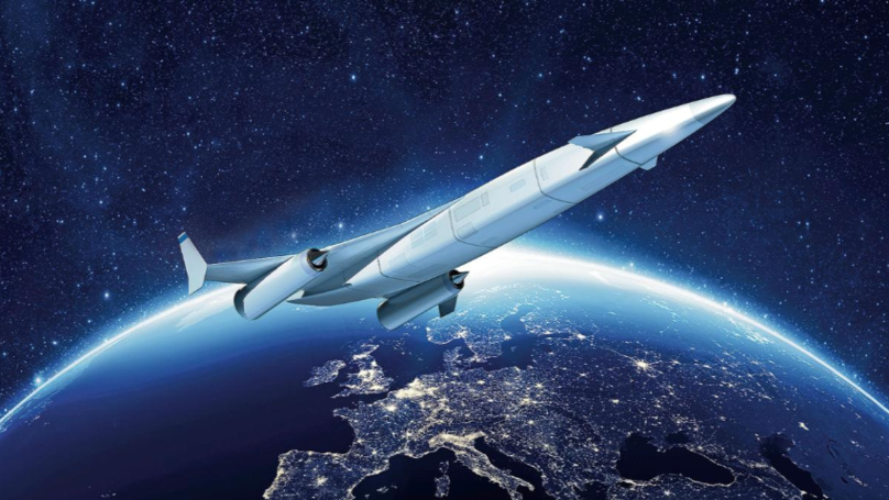 Hypersonic Jet That Will Fly Across Atlantic In Less Than An Hour Moves A Step Closer