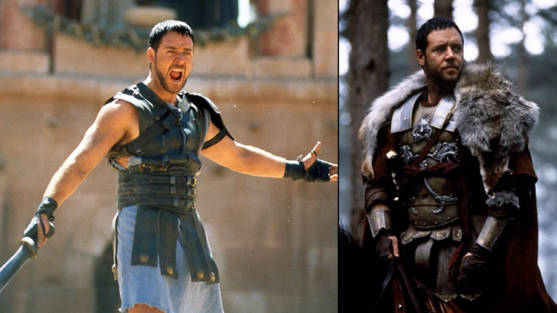 The Script Proposed For A Gladiator Sequel Is Absolutely Ridiculous