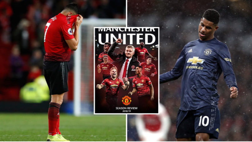 Manchester United's 2018/19 Season Review DVD Is Available To Pre-Order