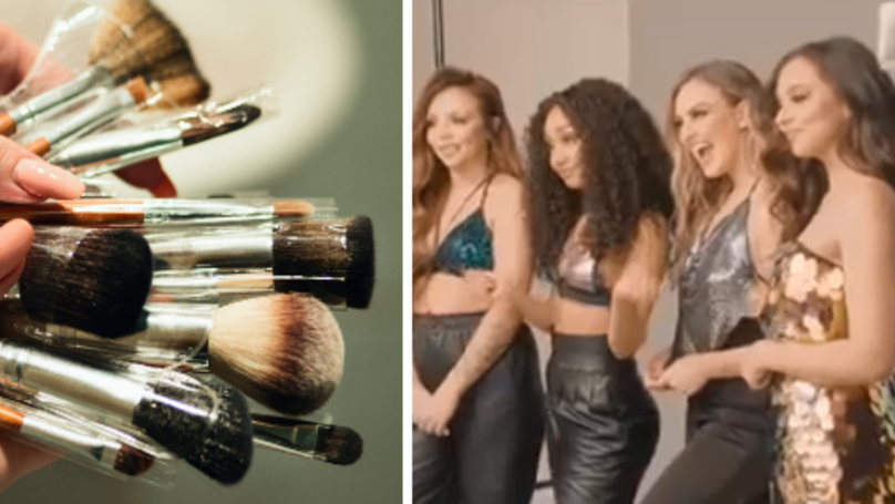 Little Mix Are Releasing Their Own Make-Up Range