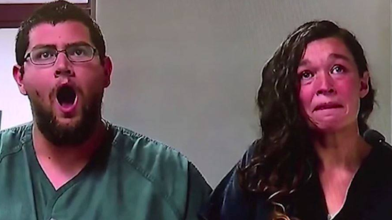 Parents Shocked At Murder Charge After 'Letting Their Baby Die For Religious Reasons'