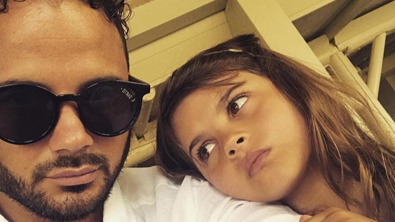 Ryan Thomas' Daughter Scarlett Supports Her Dad In Heartwarming Video