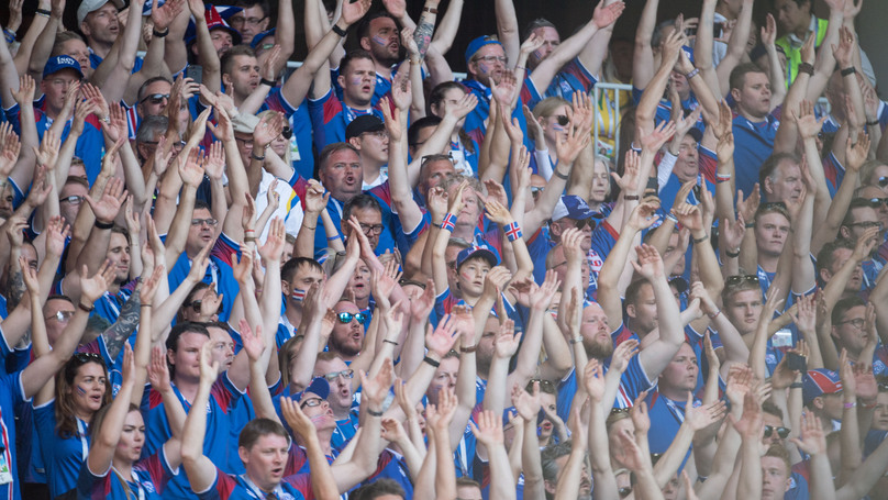 An Amazing 99.6% Of Iceland's Population Watched Their World Cup Debut On Saturday