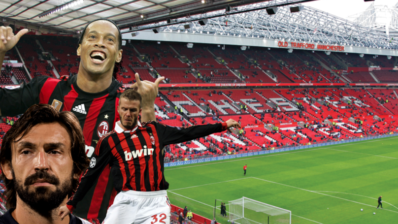 Manchester United's Line-Up Against AC Milan In 2010 Proves Sir Alex Was A Genius