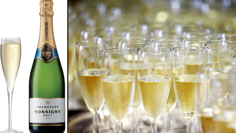 Aldi's £10.99 Champagne Is One Of The Best In The World