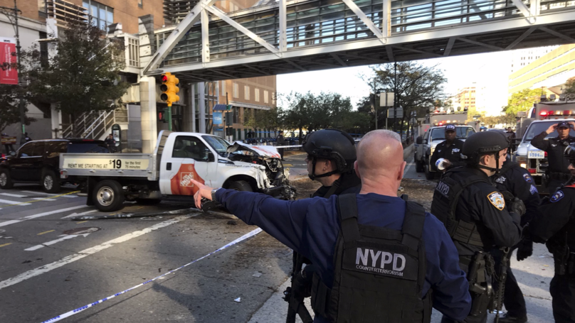 Man Arrested After Eight People Mowed Down In Attack In New York City