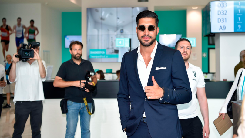 Emre Can Gets Big Pay Day For Joining Juventus