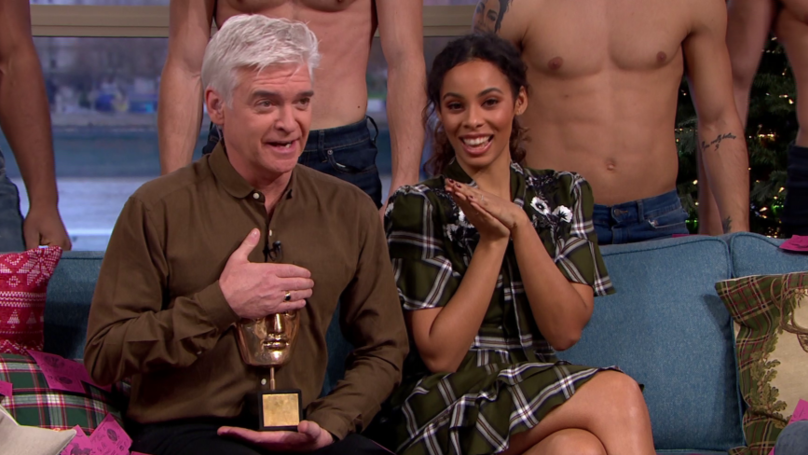 A Load Of Magic Mike Performers Just Appeared On This Morning