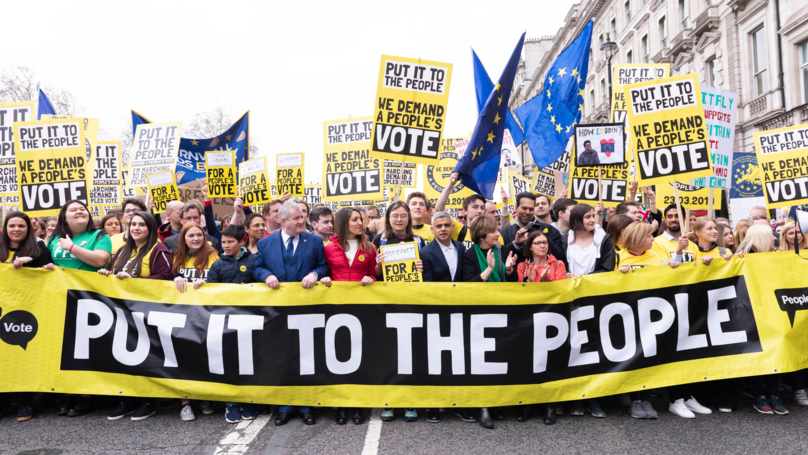 Revoke Article 50 Petition To Be Debated By MPs On 1 April