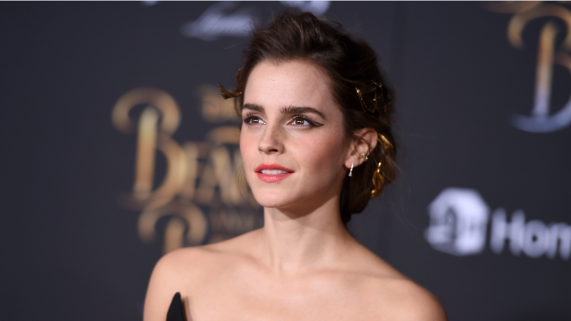 Piers Morgan Lashes Out At Emma Watson Over Her Topless Vanity Fair Cover