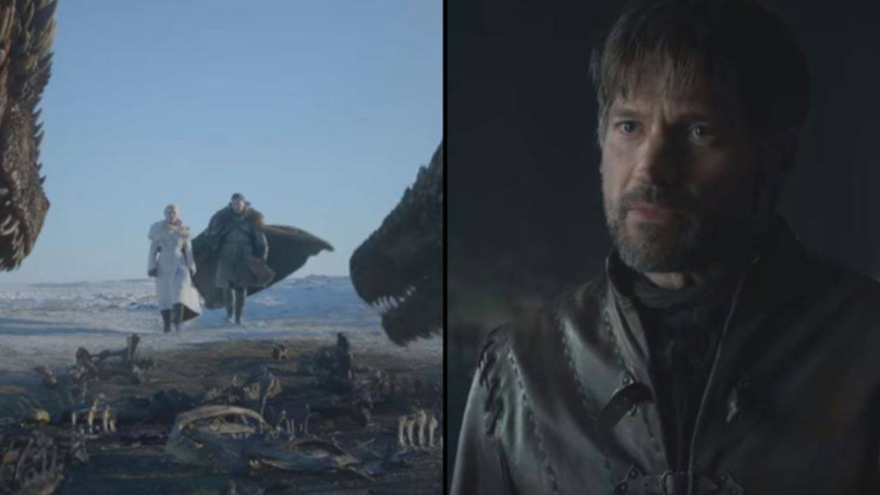 First Official Full Game Of Thrones Season 8 Trailer Has Dropped