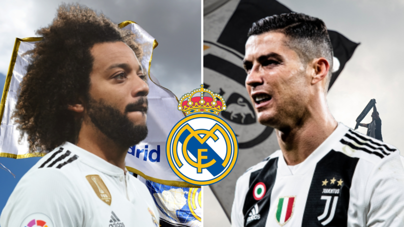 What Cristiano Ronaldo Told Marcelo Before The Champions League Final Against Liverpool