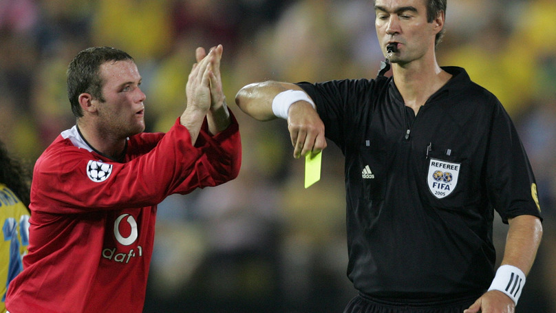 A Selection Of The Weirdest Yellow And Red Cards In Football History