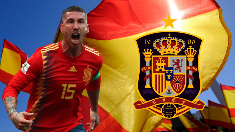 Sergio Ramos Ranks Top Of UEFA's Best International Player Of The Season