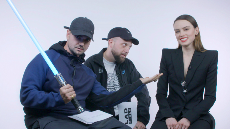 Kurupt FM And Daisy Ridley Talk Grime, 'Star Wars' And More