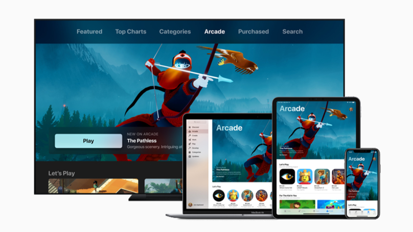 Apple Arcade Is Like Xbox Game Pass For Apple Devices