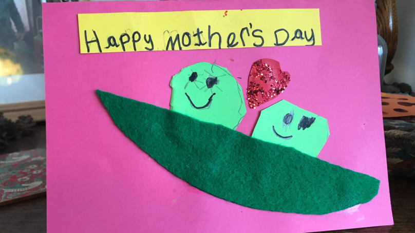 Mum Shocked To Find X-Rated Message From Son In Mother's Day Card
