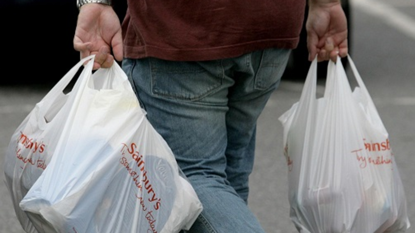 Government To Tackle Environmental Pollution By Raising Plastic Bags To 10p