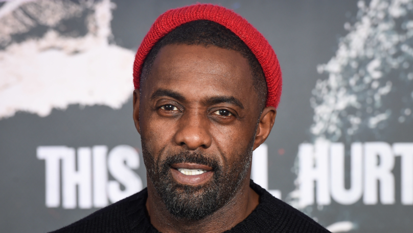 Idris Elba Has Shaved Off His Beard And He Looks Completely Different
