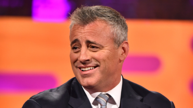 'Friends' Star Matt LeBlanc Reveals He Gets Mistaken For Joey's Dad