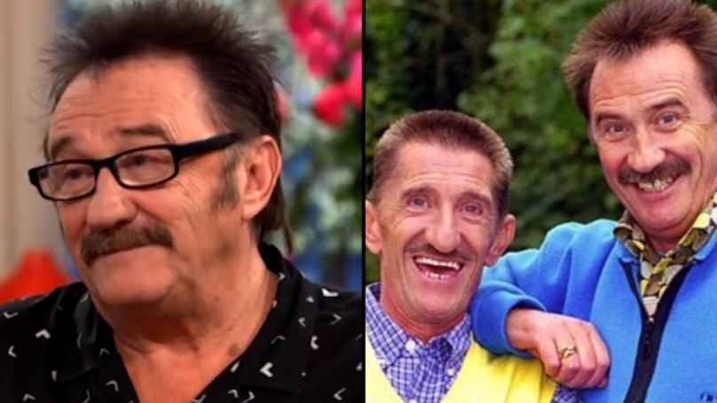 Paul Chuckle Makes Emotional 'This Morning' Appearance To Talk About Brother Barry's Death