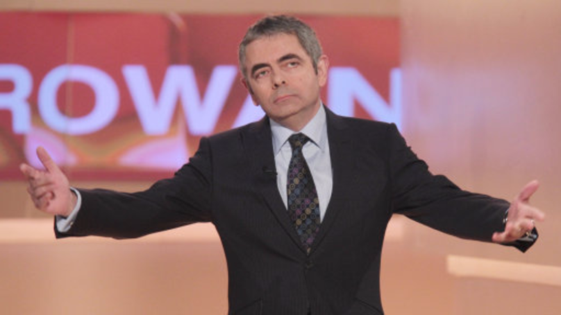 Rowan Atkinson Is Expecting Another Child At The Age Of 62