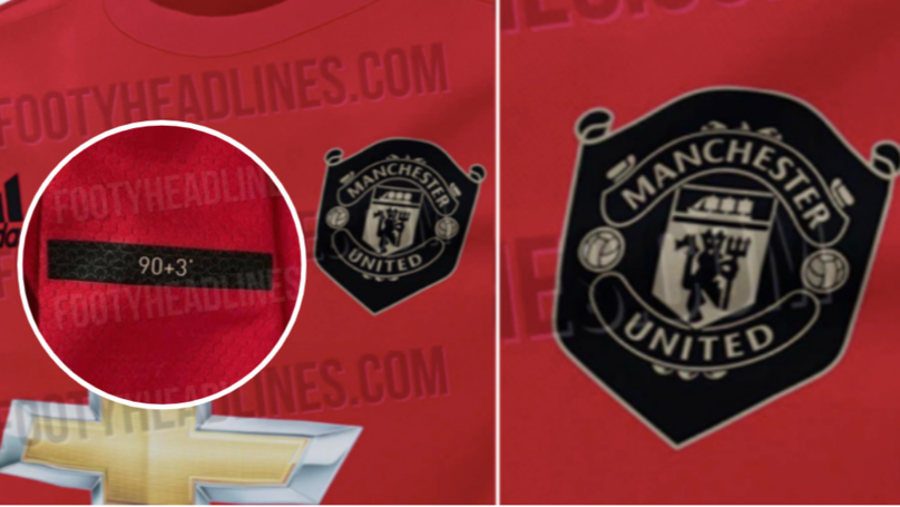 Manchester United 201920 Kit Has Brilliant Details